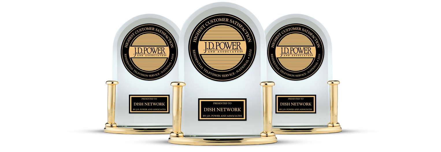 DISH Customer Satisfaction - Ranked #1 by JD Power - Low Country Communications in Bamberg, South Carolina - DISH Authorized Retailer